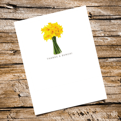 notecards for gardeners