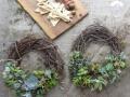 Succulent Wreath-Making Workshop