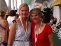 Deborah Trickett and Kerry Ann Mendez