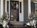 Holiday-front-door-silver-and-white