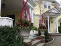 winter-urn-dogwood-ornaments-red-magnolia