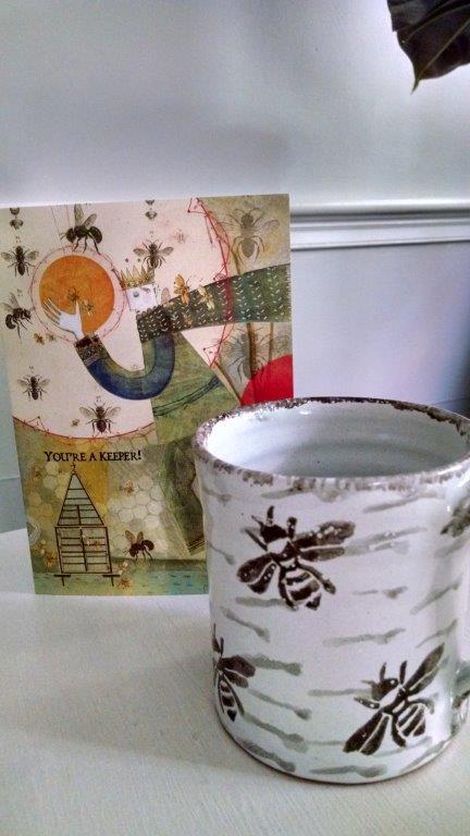 custom garden beekeeper gift