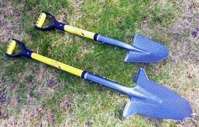 garden spades - garden design services