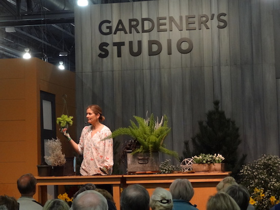 garden lectures and workshops with Deborah Trickett, horticulturist
